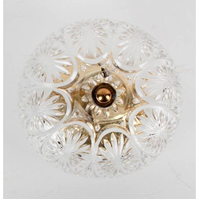 American Lantern Company Brass Ceiling Flush-Mount Light - Image 5 of 8