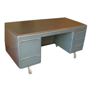 Mode Maker General Fireproofing Steel Desk