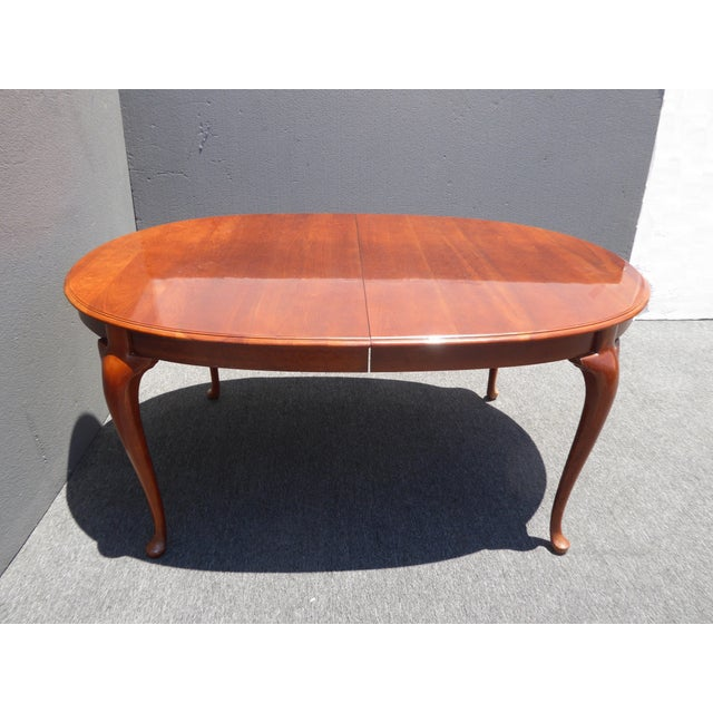 American of Martinsville Dining Room Table - Image 8 of 11