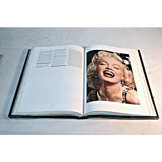 Marilyn Monroe Vintage Coffee Table Book By Adam Victor