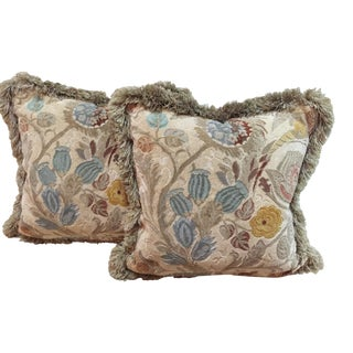 Brunschwig & Fils Pillows - Pair