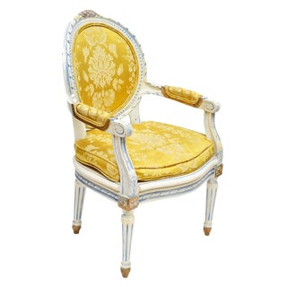 Louis XVI Period Children Chair