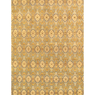 Pasargad Ikat Wool Rug - 8′10″ × 11′7″