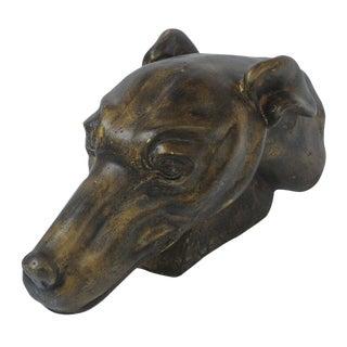Sarreid Ltd Cast Iron Greyhound Bookends- A Pair