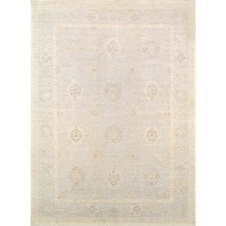 "Pasargad Ferehan Wool Area Rug - 9'10"" X 13' 5"""