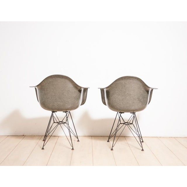 2nd Generation 1950's Eames Zenith Dar Chairs - 2 - Image 5 of 10