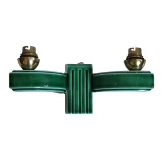 Deco Inspired Wall Sconce