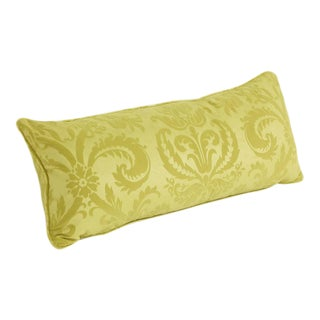 Long Damask Cushion