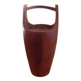 Jens Quistgaard Wood Ice Bucket