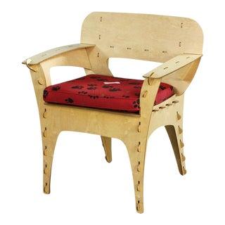 David Kawecki Modern Puzzle Chair