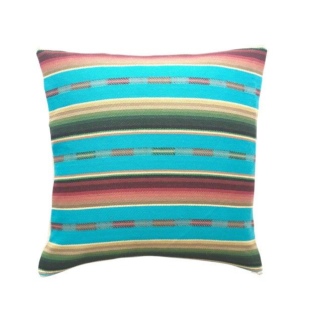 Southwestern Pillow Covers : Southwestern Serape Stripe Pillow Cover Chairish