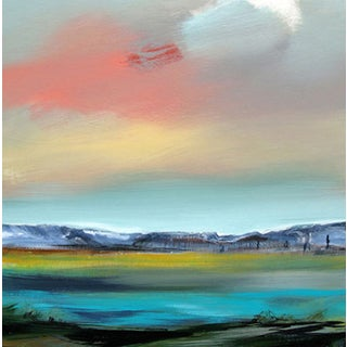 Jerome Gastaldi Painting - Rosy Sky