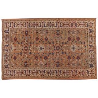 """Antique Persian Mahal Rug- 7'11"""" x 12'4"""""""