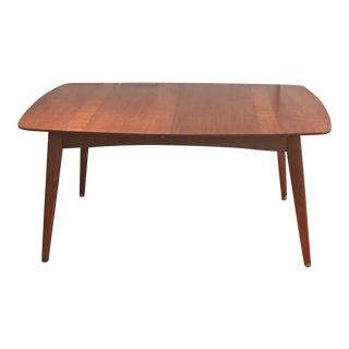 Mid Century Modern Heritage Henredon Dining Table