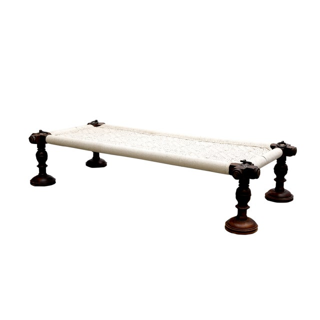 Image of Charpai Bed Bench