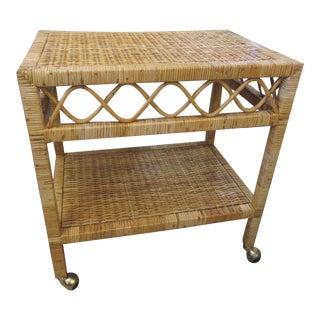 Island Chic Rolling Cart