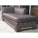 Image of Mid-Century Chaise Lounge