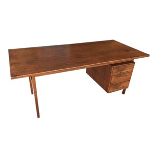 Circa 1960's Jens Risom Executive Office Manager's Desk