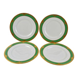 Early 20th Century Minton Dinner Plates - Set of 4