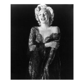 Marilyn Monroe, 1952 Black & White Photo by Frank Powolny