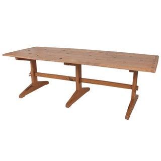 Handmade Argentinian Wood Farm Table