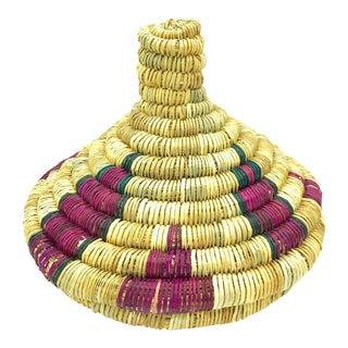 Berber Straw Basket