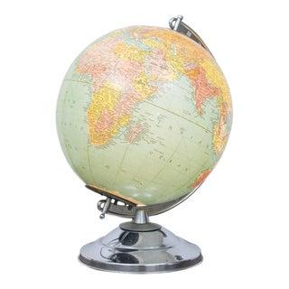 Illuminated Replogle Library Globe