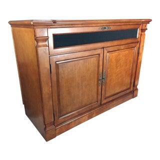 Adonzo Cherry Wood TV Lift Cabinet