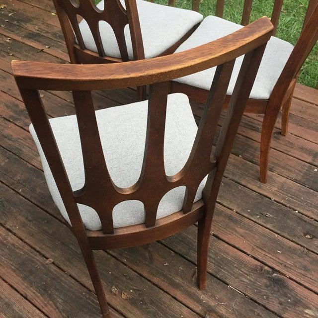 Broyhill Brasilia Dining Chairs Set Of 4 Chairish