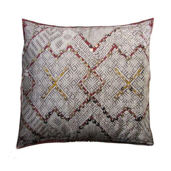 Image of Vintage Berber Pillow