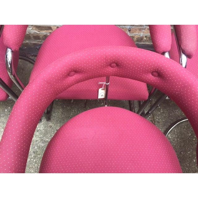 Vintage Thonet Anton Lorenz Chairs - Set of 6 - Image 7 of 11