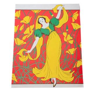Vintage Snow White Princess Print