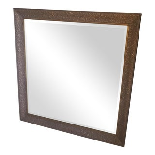 Large Rectangular Ethan Allen Mirror