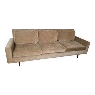Custom Mid-Century Style Sofa