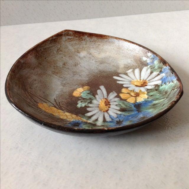 Alexandre Kostanda French Art Pottery Bowl - Image 5 of 11
