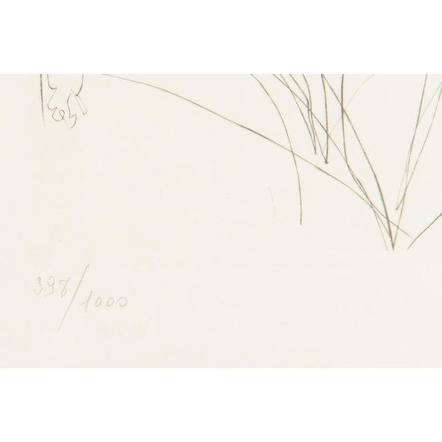 """Image of Salvador Dali """"Adam & Eve"""" Signed Lithograph"""