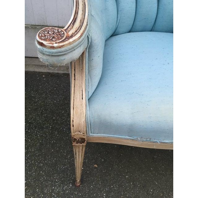 Hollywood Regency Grosfeld House Armchairs - A Pair - Image 6 of 11