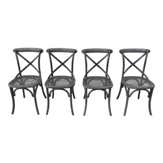 Restoration Hardware Madeleine Side Chairs - Set of 4