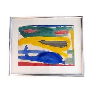 1964 Giorgio Cavallon Watercolor