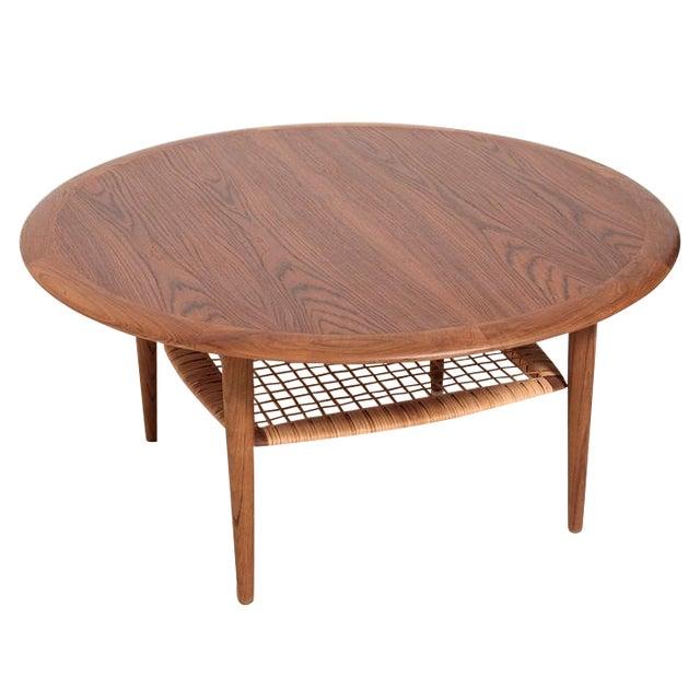 Teak Coffee Table by Johannes Andersen - Image 1 of 10