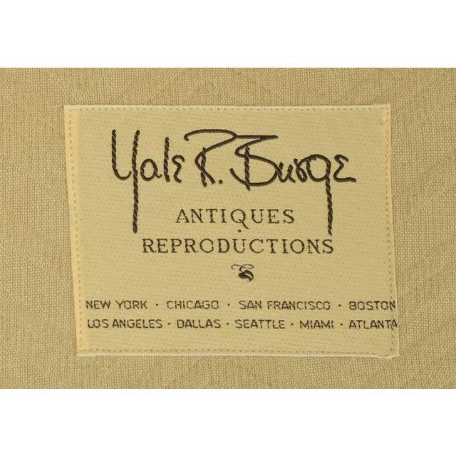 Yale Burge Louis XV Wingback Settee - Image 9 of 9