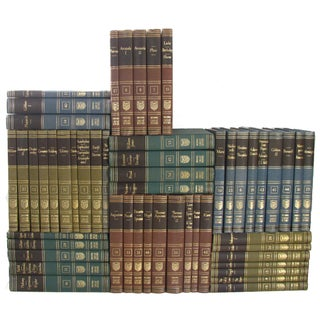 1952 Great Books Collection - 52 Volumes