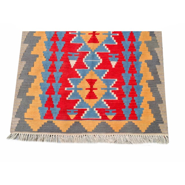 "Image of Anatolian Hand Woven Turkish Rug - 3'6"" X 5'4''"