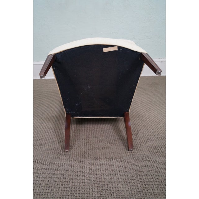 Kindel Mahogany Chippendale Style Chairs - A Pair - Image 8 of 10