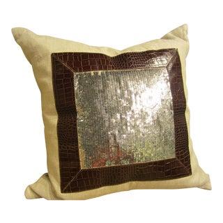 Ankasa Square Sequin Pillow