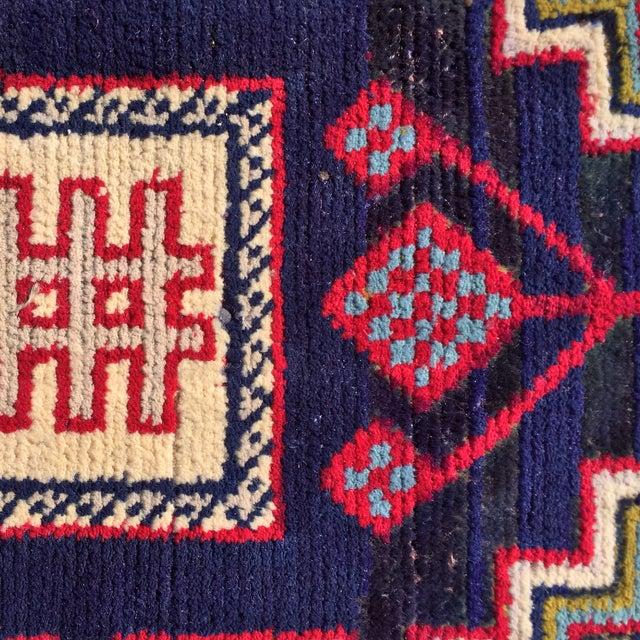 1134 Turkaman Persian Rug - 1′11″ × 2′10″ - Image 5 of 6
