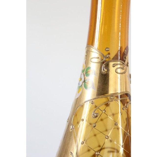 Image of Vintage Wine Decanter Set