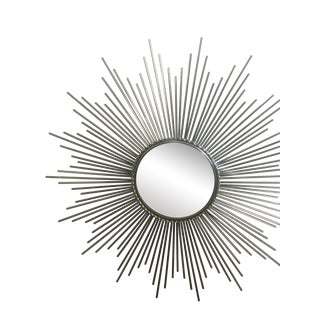Sunburst Mirror, Made from Nickel