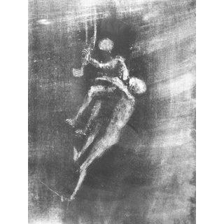 "June Wayne ""The Climb"" Lithograph S/N 15/20"