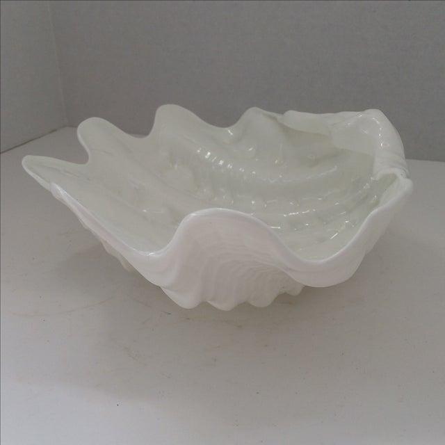Image of Wedgwood Nautilus Shell Bowl